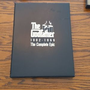 The godfather 1902-1959 complete epic collection